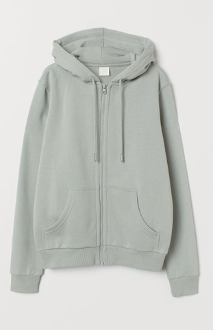 Hooded jacket HM